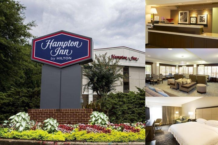 Hampton Inn Lawrenceville photo collage