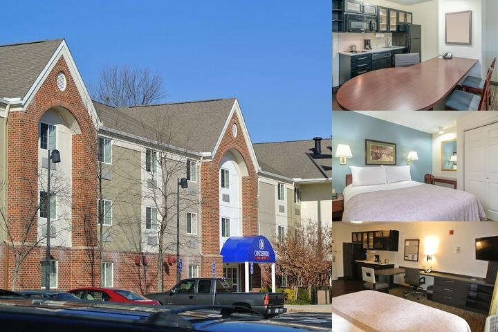 Candlewood Suites Fairfax / Wash Dc photo collage