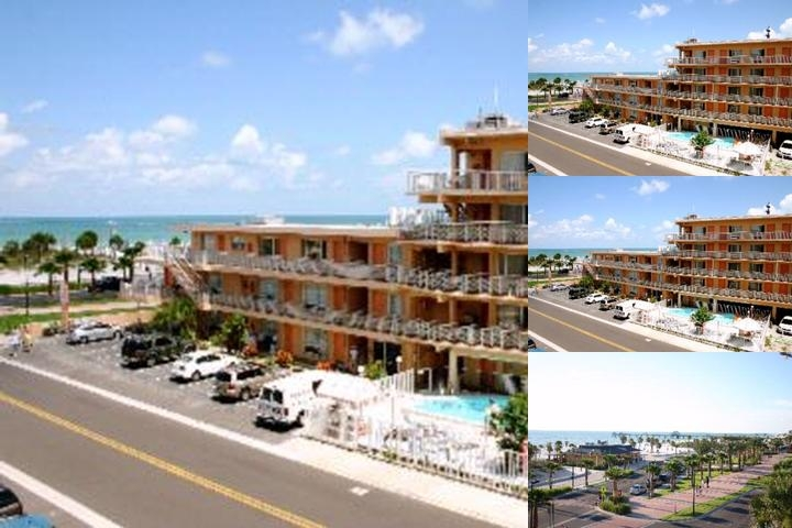 Ritz Resort Motel photo collage
