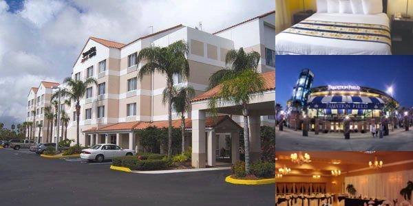 Springhill Suites Marriott photo collage