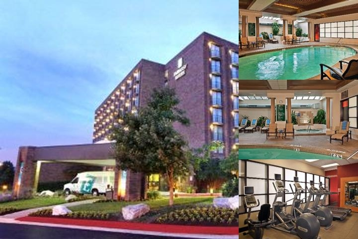 Embassy Suites Baltimore North Hunt Valley photo collage