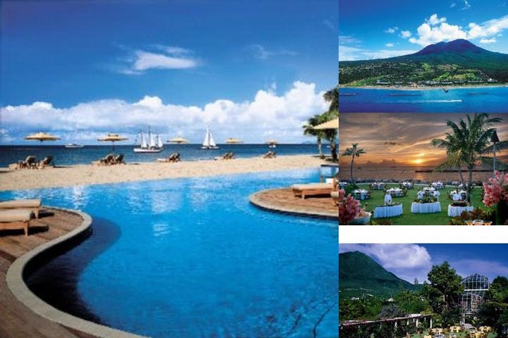 Four Seasons Resort Nevis photo collage