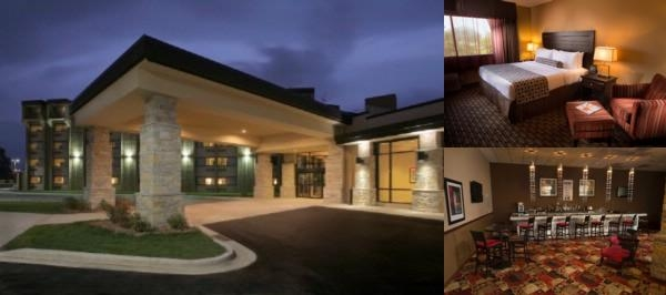 Crowne Plaza Milwaukee Airport photo collage