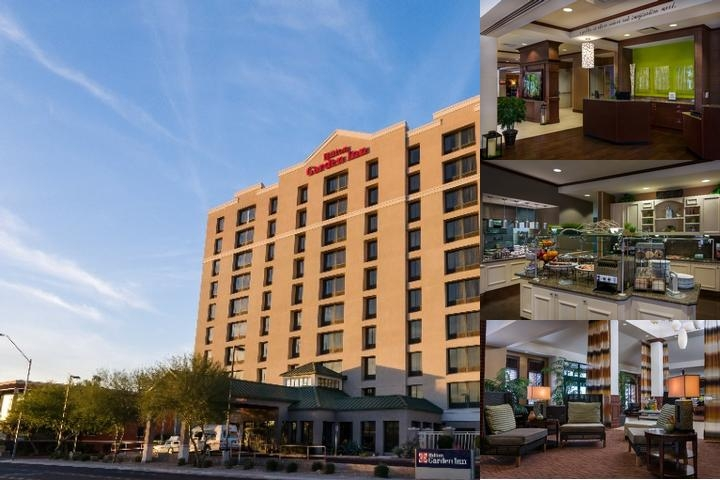 Hilton Garden Inn Phoenix Airport North photo collage