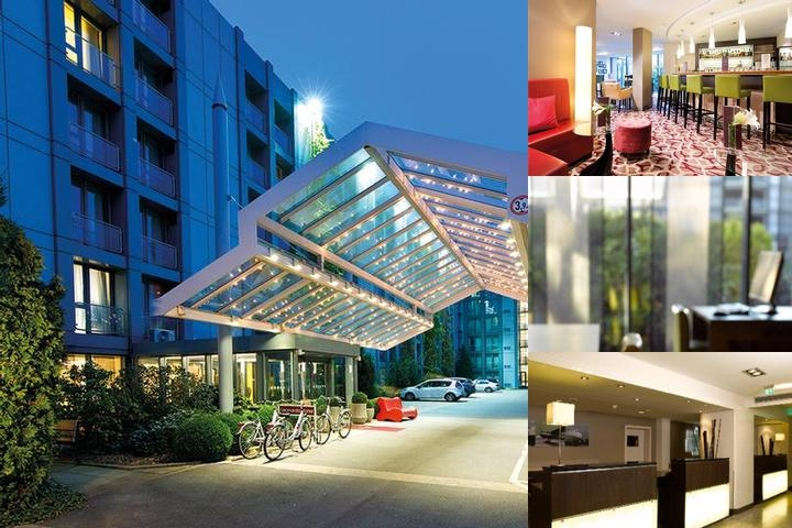 Holiday Inn Hannover Airport photo collage