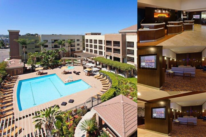 Courtyard by Marriott San Diego Central photo collage