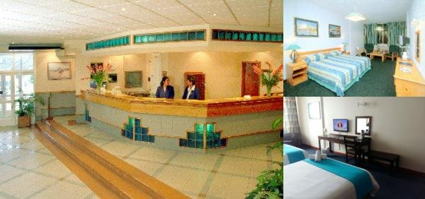 Beach Hotel photo collage