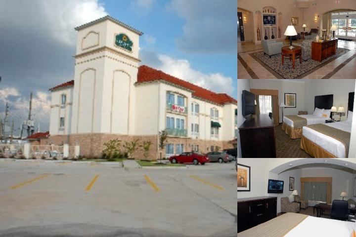 The La Quinta Inn & Suites Houston Westchase photo collage
