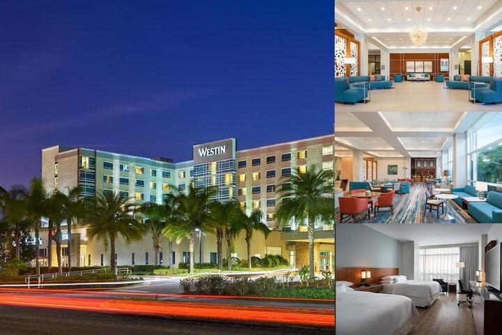Westin Lake Mary Orlando North photo collage