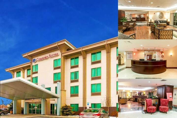 Comfort Suites Exton photo collage