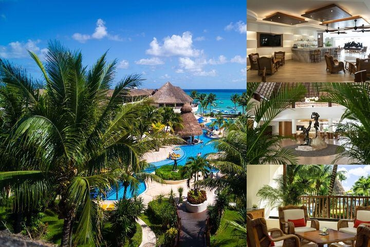 The Reef Coco Beach. Resort & Spa photo collage