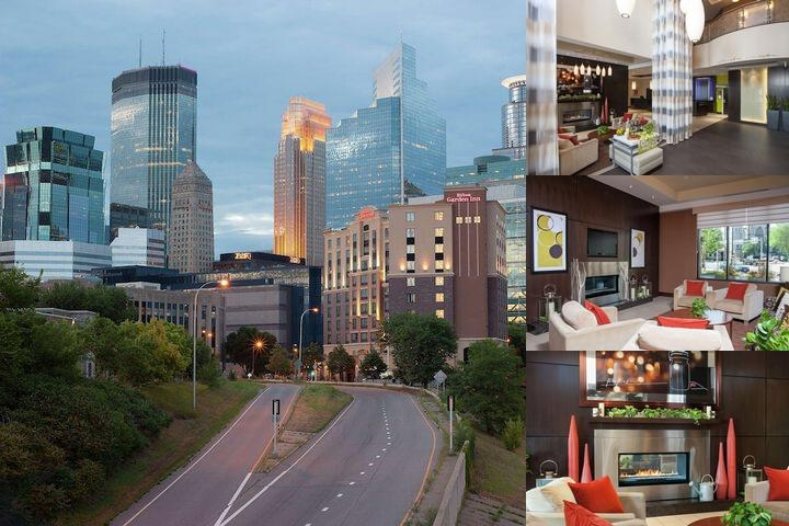 Hilton Garden Inn Minneapolis Downtown photo collage