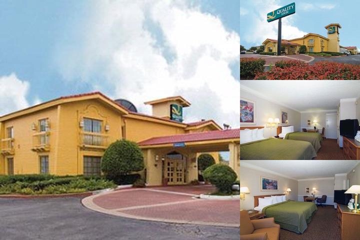 Quality Inn Dfw photo collage