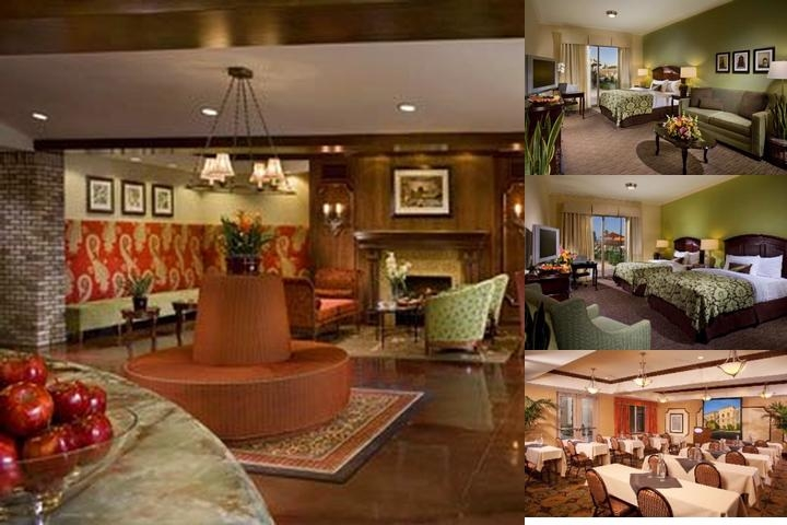 Ayres Hotel Chino Hills photo collage