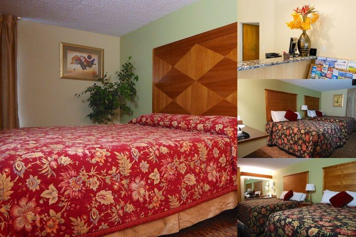 Columbia Gorge Inn photo collage