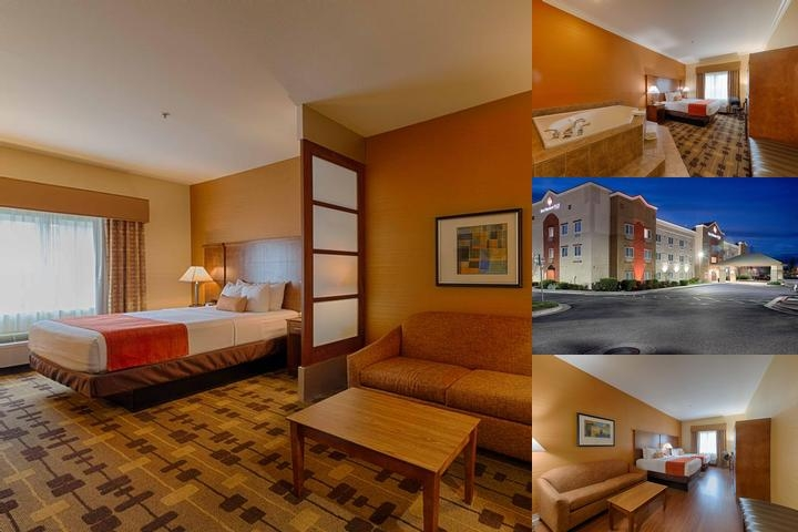 Oakley Comfort Suites photo collage