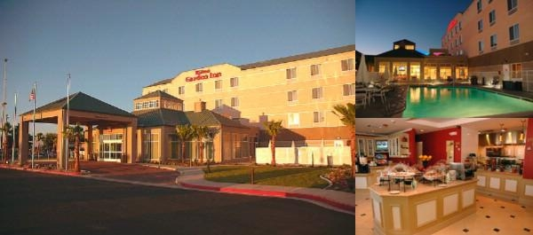 Hilton Garden Inn Victorville photo collage