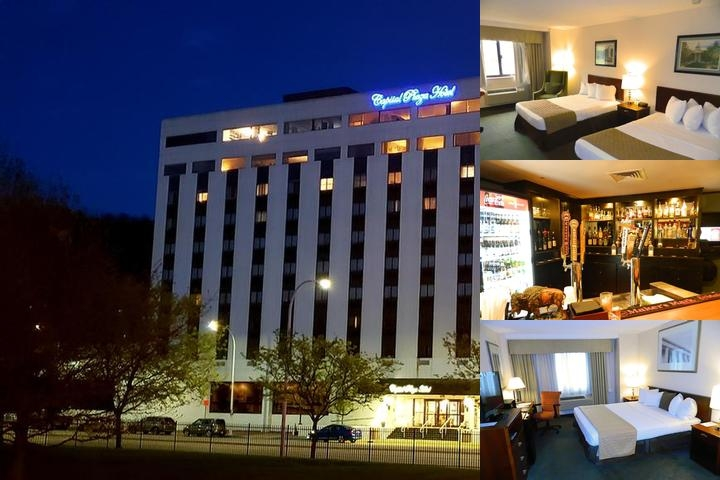 Capital Plaza Hotel photo collage