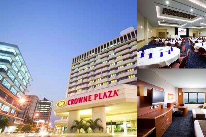 Crowne Plaza Darwin photo collage