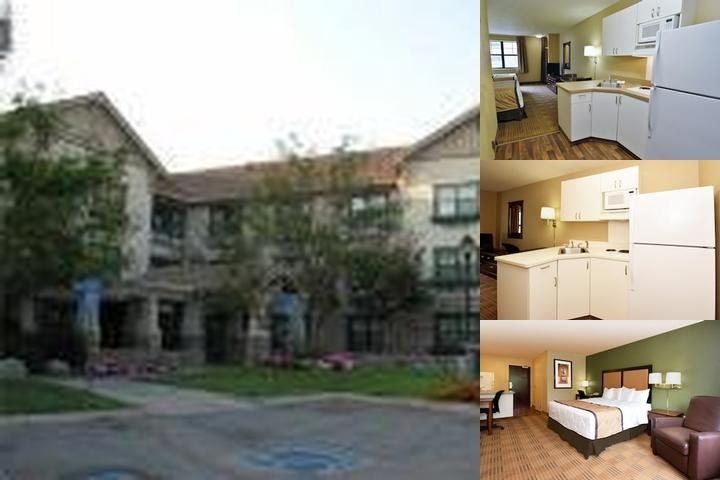 Extended Stay America San Dimas photo collage