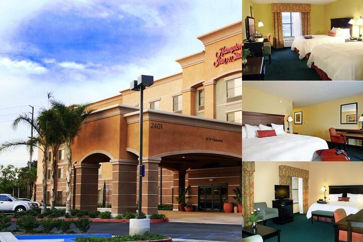 Hampton Inn & Suites Seal Beach Ca photo collage