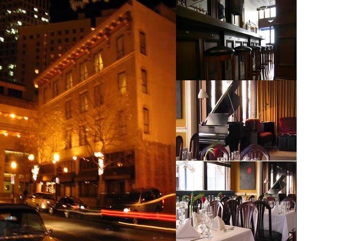The Washington Inn photo collage