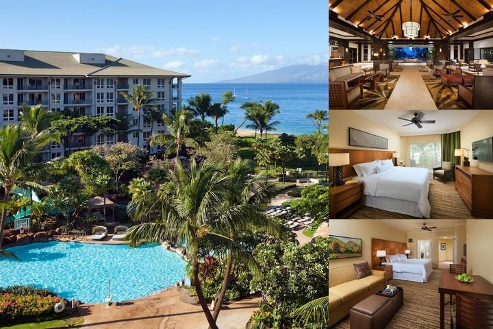Westin Ka'anapali Ocean Resort Villas photo collage