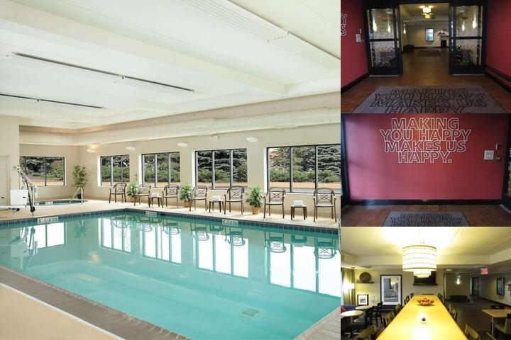Hampton Inn Chicago O'hare photo collage