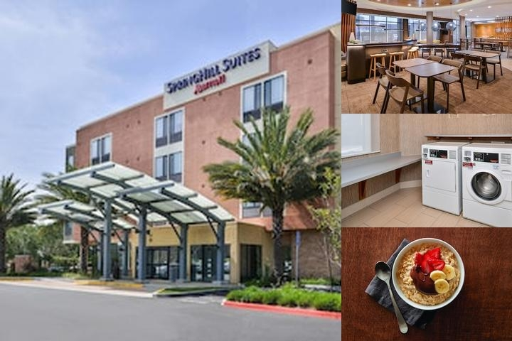 Springhill Suites by Marriott Irvine / Oc Airport photo collage