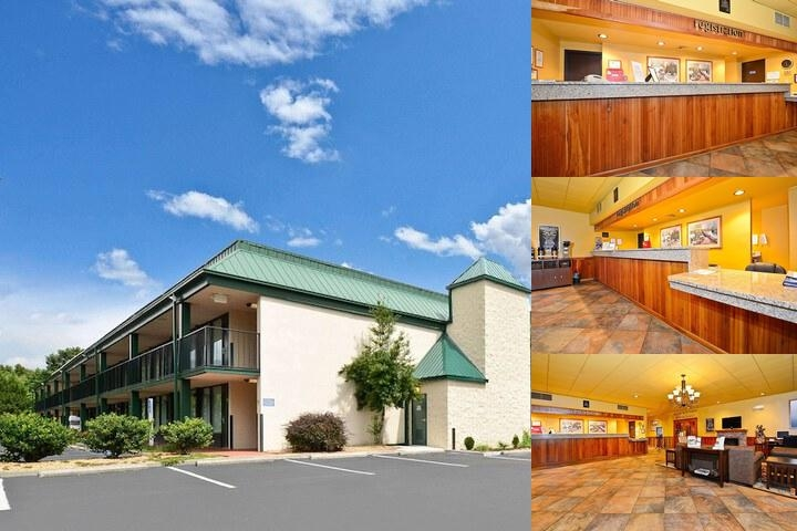 Best Western Mountain View photo collage