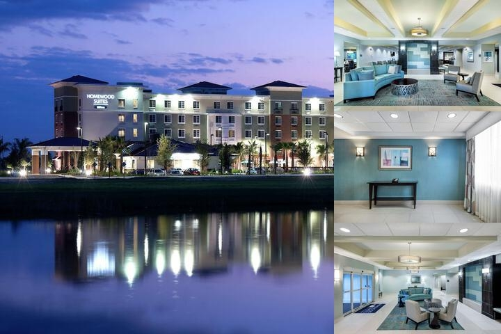 Homewood Suites Port St. Lucie Tradition photo collage
