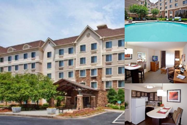 Staybridge Suites Atlanta Perimeter East photo collage