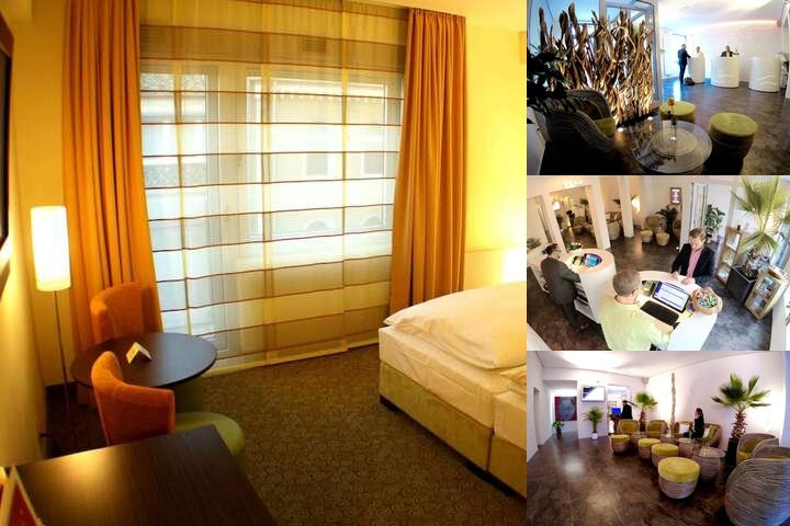 Hotel Loccumer Hof photo collage