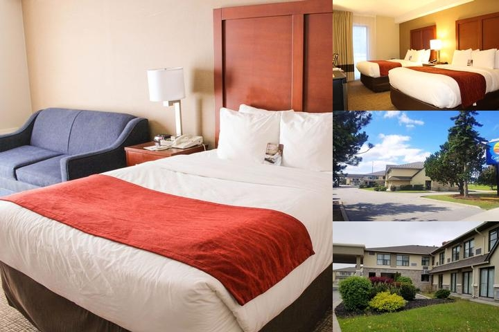 Comfort Inn Toronto North photo collage
