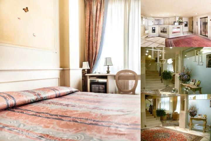 Hotel San Luca photo collage