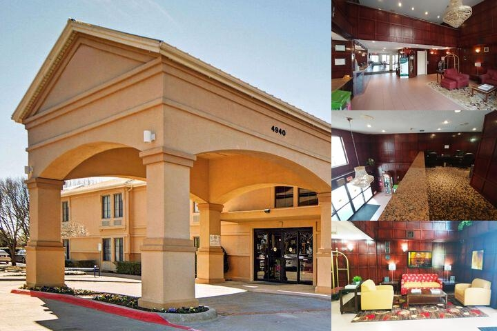 Comfort Inn & Suites Dfw Airport South photo collage