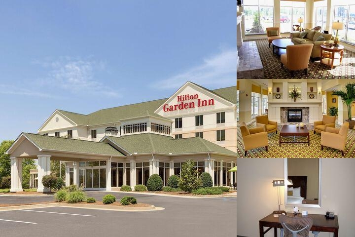 Hilton Garden Inn Tifton photo collage