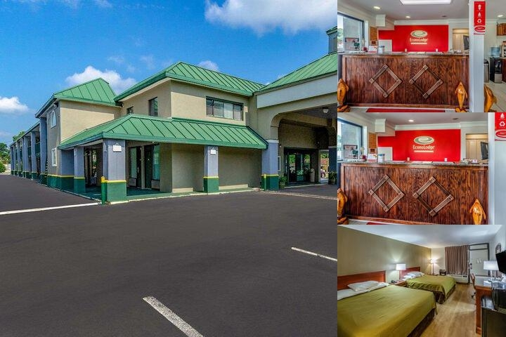 Econo Lodge Goose Creek photo collage