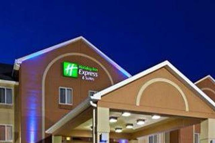 Holiday Inn Express & Suites Bedford photo collage
