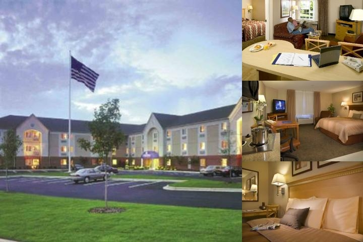 Candlewood Suites Salt Lake City Fort Union photo collage