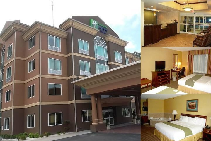 Guesthouse Inn & Suites of Hazard photo collage