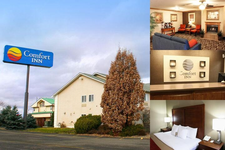 Comfort Inn Ellensburg photo collage