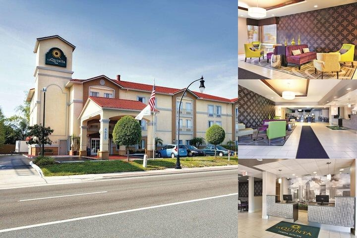 La Quinta Inn. Tampa South. by Wyndham photo collage