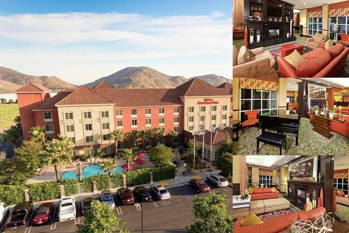 Hilton Garden Inn Fontana photo collage