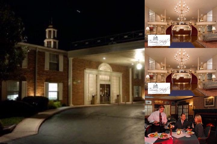 Truman Hotel & Conference Center photo collage