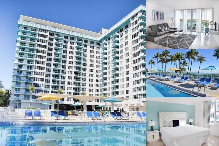 Seacoast Suites photo collage