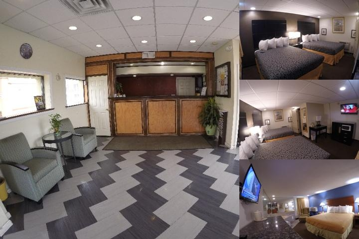 Econo Lodge Newark Intl. Airport photo collage