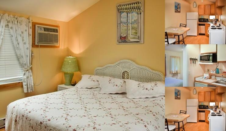 Shorelands Guest Resort photo collage