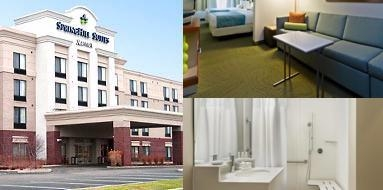 Springhill Suites by Marriott Carmel photo collage