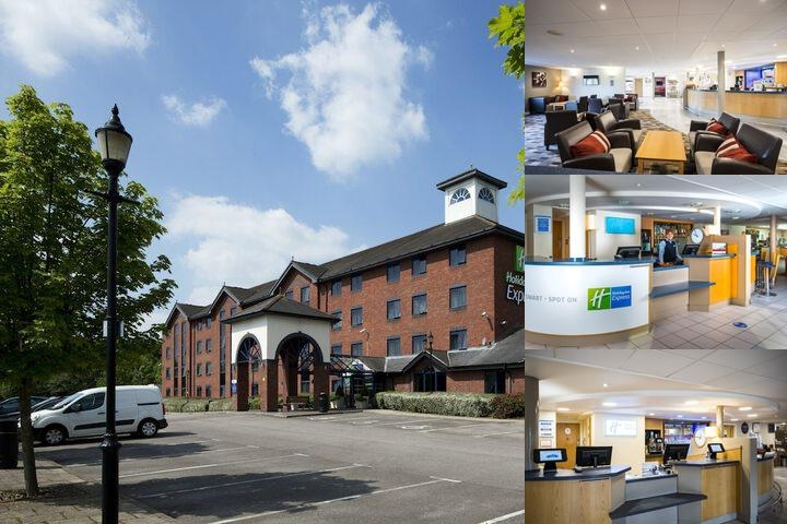 Holiday Inn Express Stafford photo collage